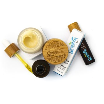 Feel Better CBD Bundle | Serenity CBD